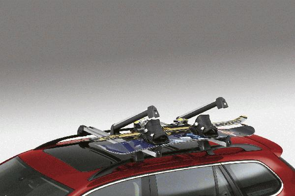 Diagram Base Carrier Bars (1K9071151666) for your 1995 Volkswagen EuroVan